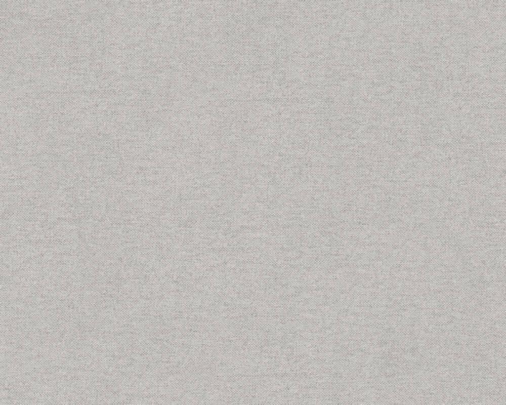 A.S. Création papier peint Uni, gris 304865