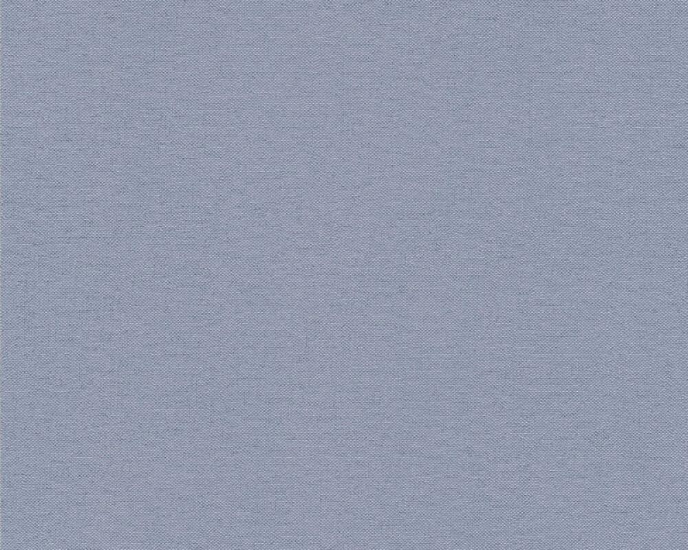 A.S. Création Wallpaper Uni, Blue 304877