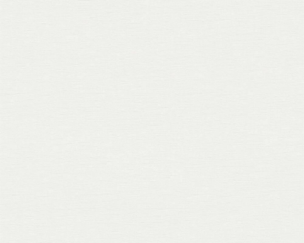 A.S. Création papier peint Uni, blanc 305265