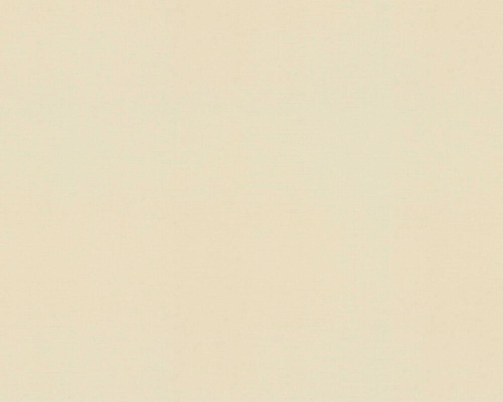 ORIGINALS papier peint Uni, jaune, métallique 305392