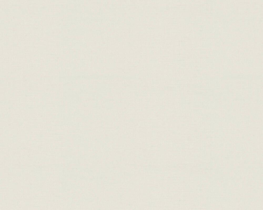 ORIGINALS papier peint Uni, crème, métallique 305393
