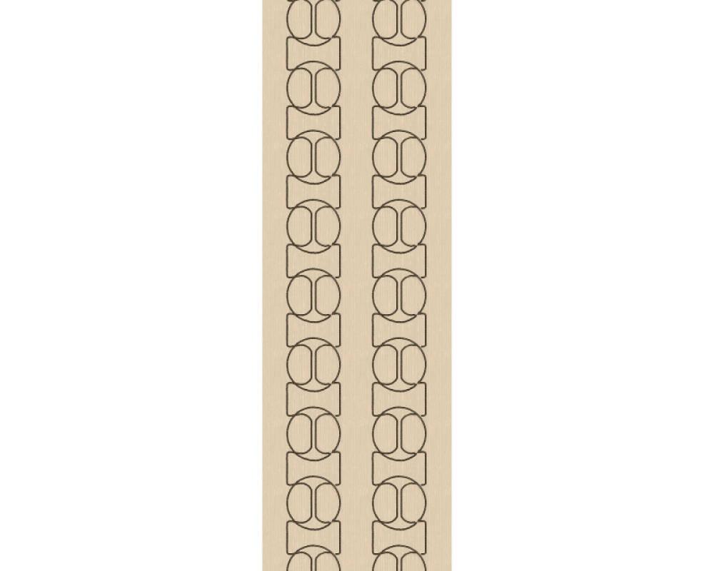 Architects Paper Design panel Baroque, Cream, Metallic 306131