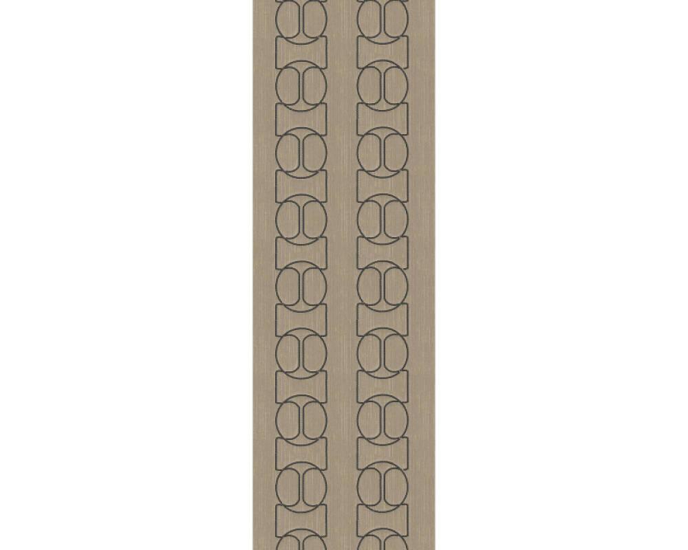 Architects Paper Обои-панели Барокко, Кремовые, Металлик 306134