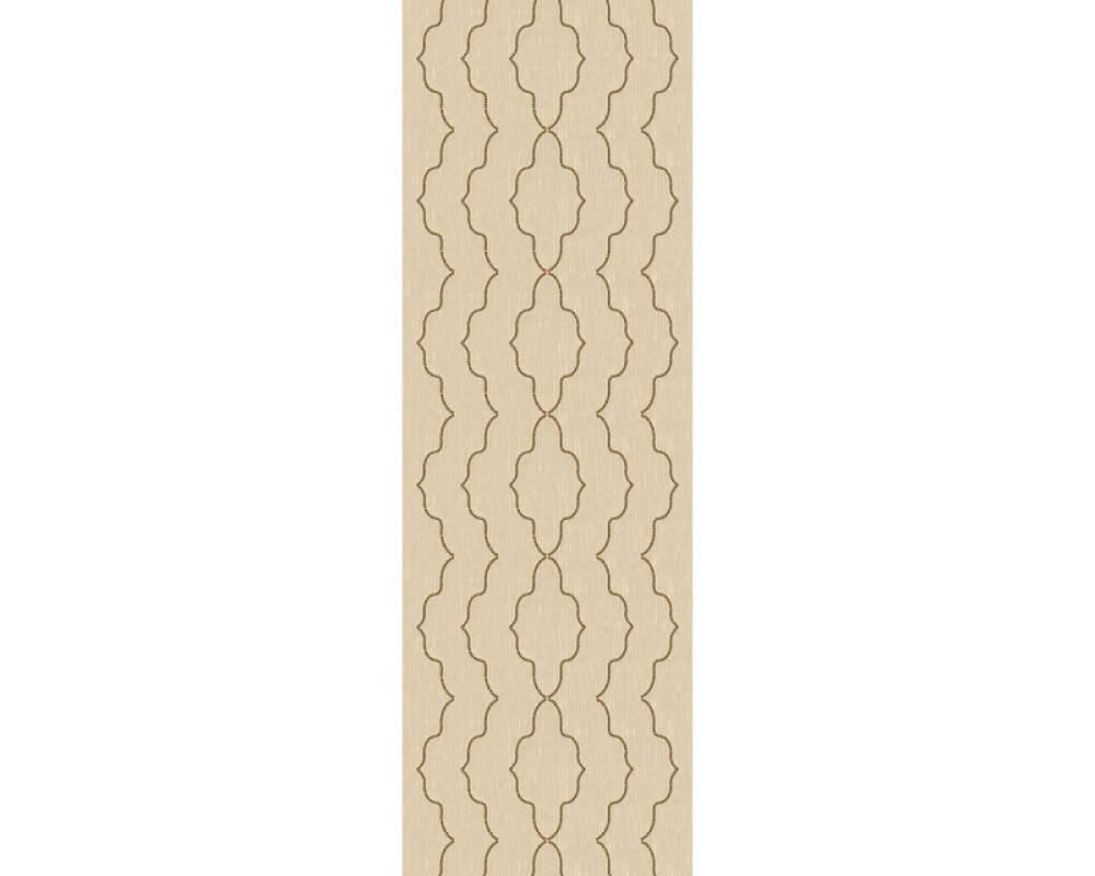 Architects Paper Design panel Baroque, Cream, Metallic 306151