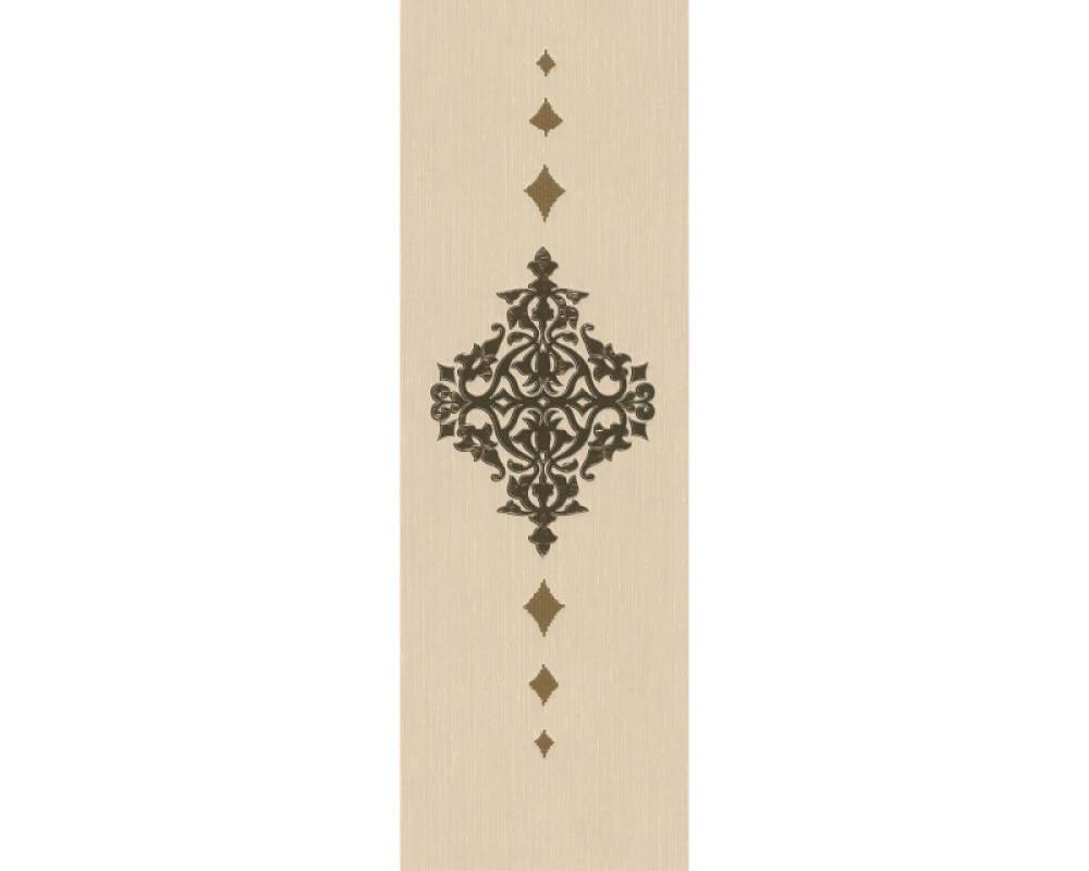 Architects Paper Design panel Baroque, Cream, Metallic 306172