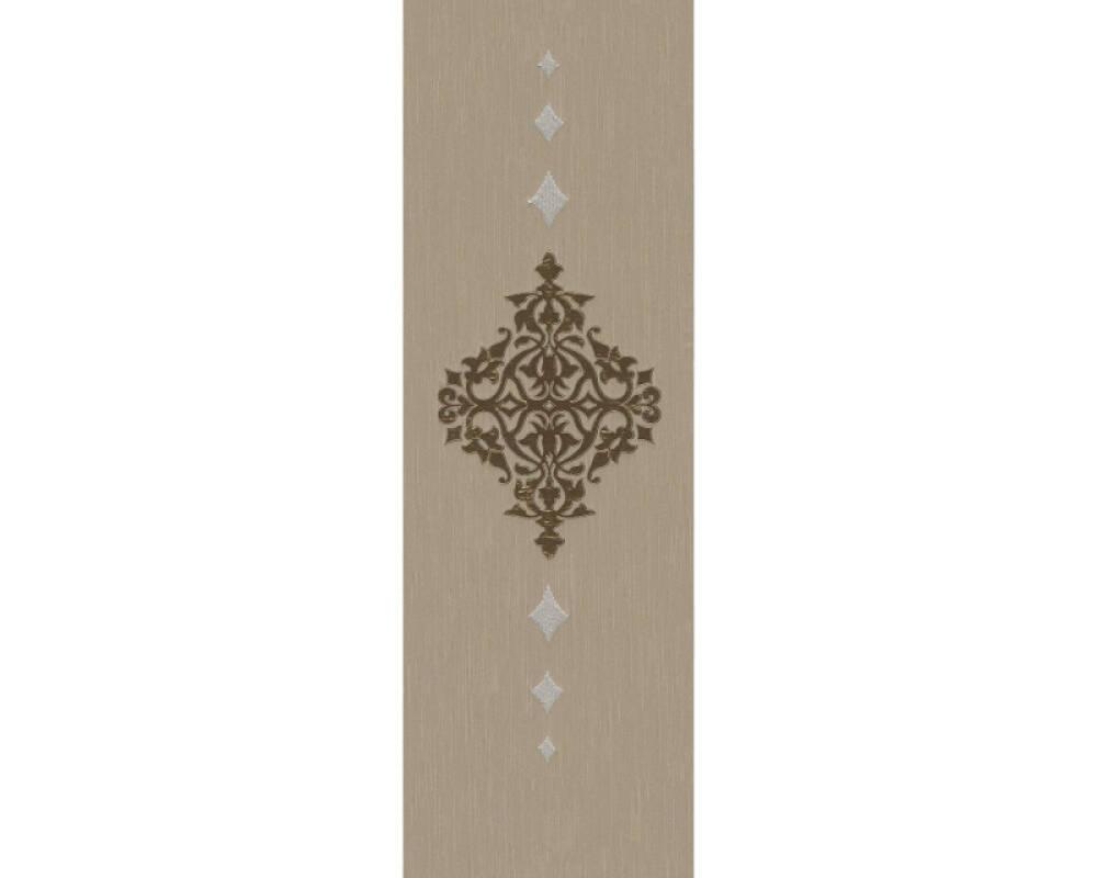 Architects Paper Design panel Baroque, Cream, Metallic 306174