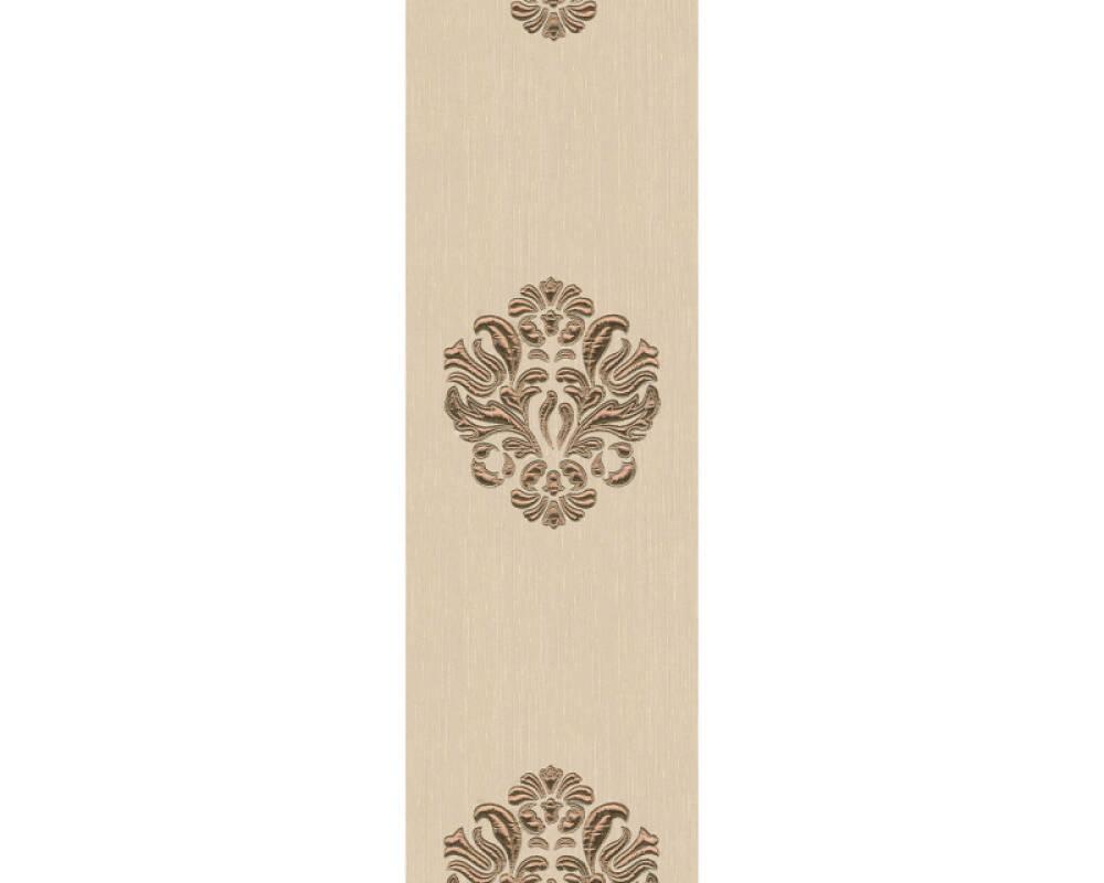 Architects Paper Design panel Baroque, Cream, Metallic 306341