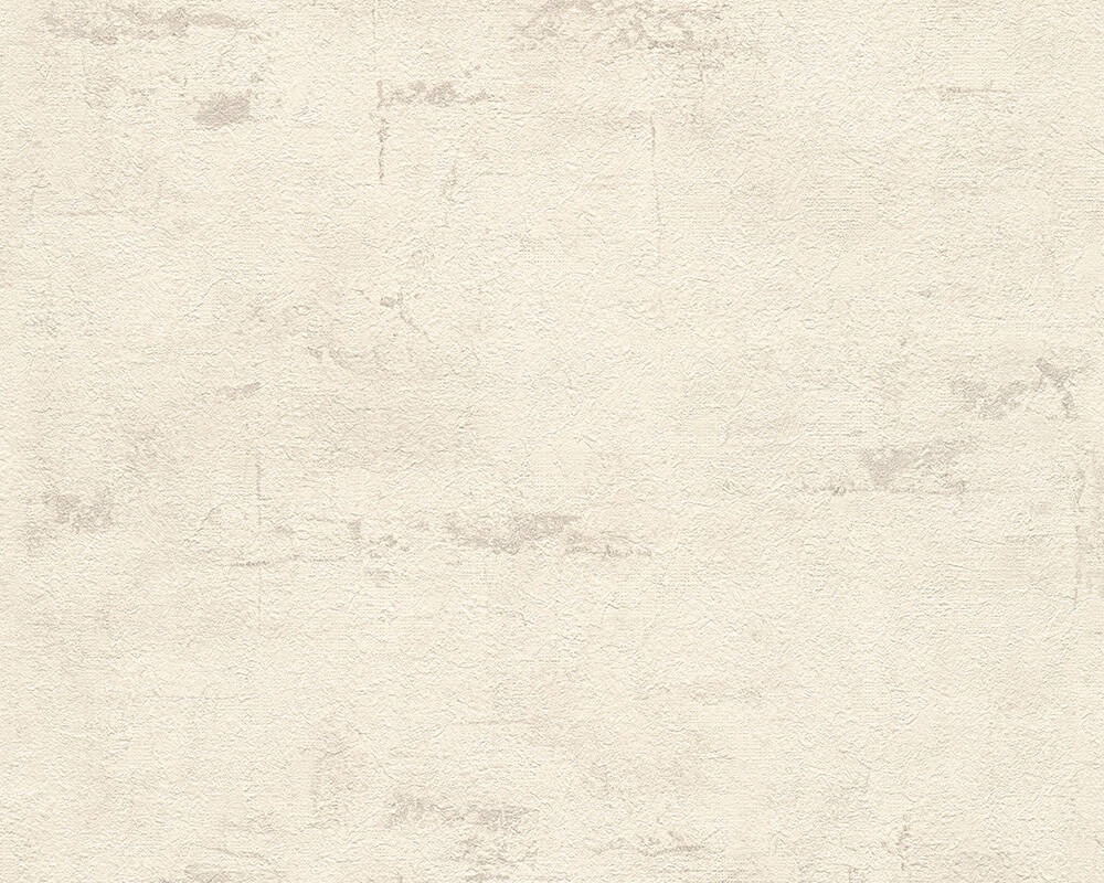 Daniel Hechter Wallpaper Concrete, Cream, Grey 306682