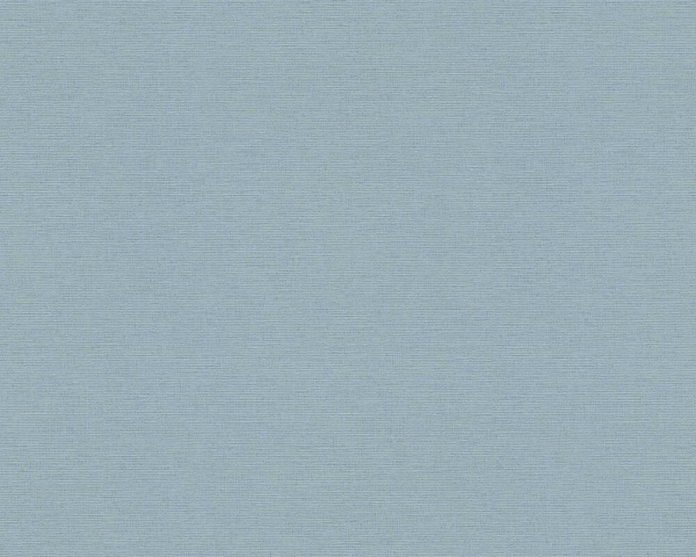 A.S. Création papier peint Uni, bleu 306887