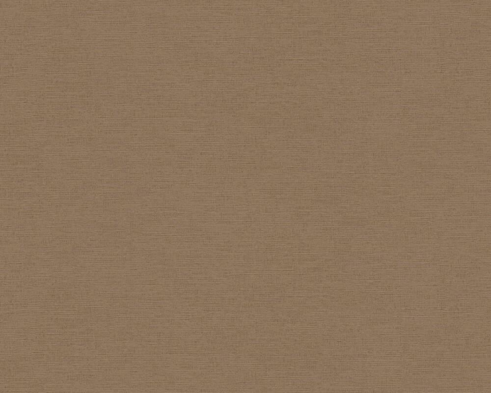 A.S. Création papier peint Uni, marron 306892