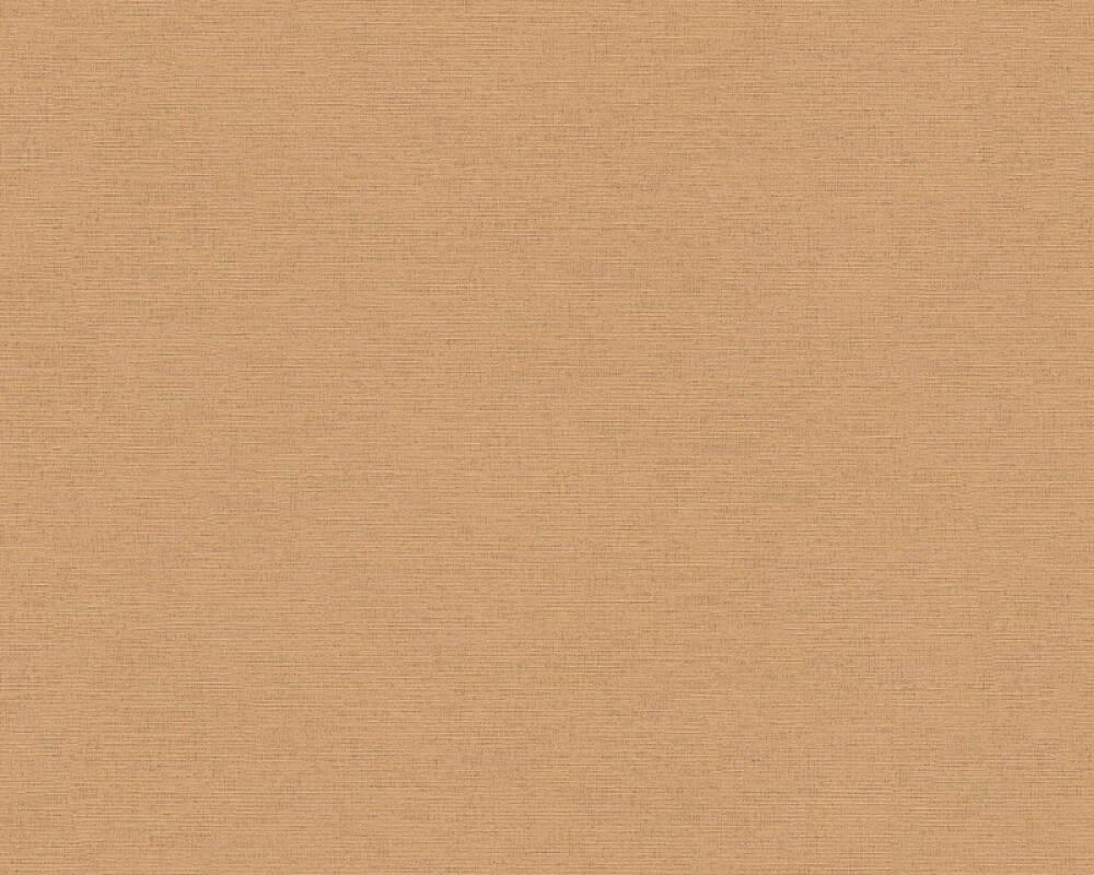 A.S. Création papier peint Uni, orange 306895