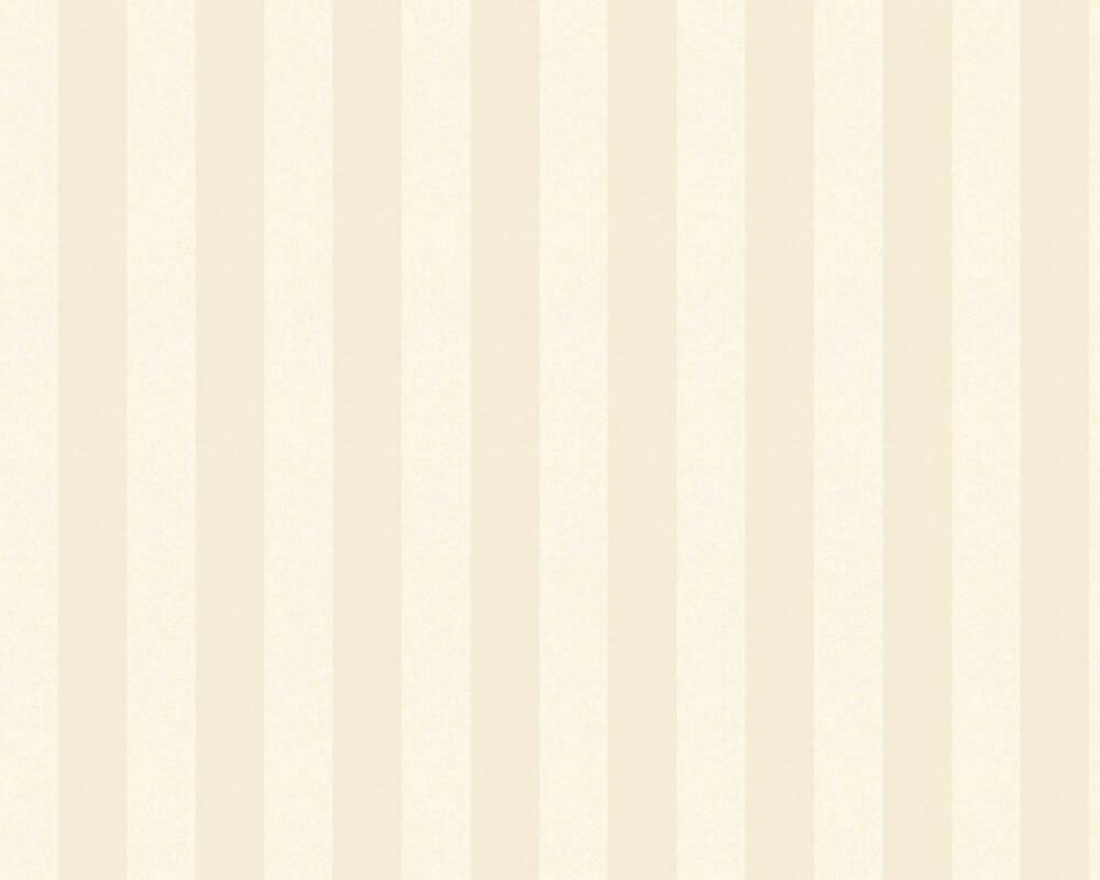 Livingwalls Wallpaper Stripes, Beige, Brown, Cream 312112