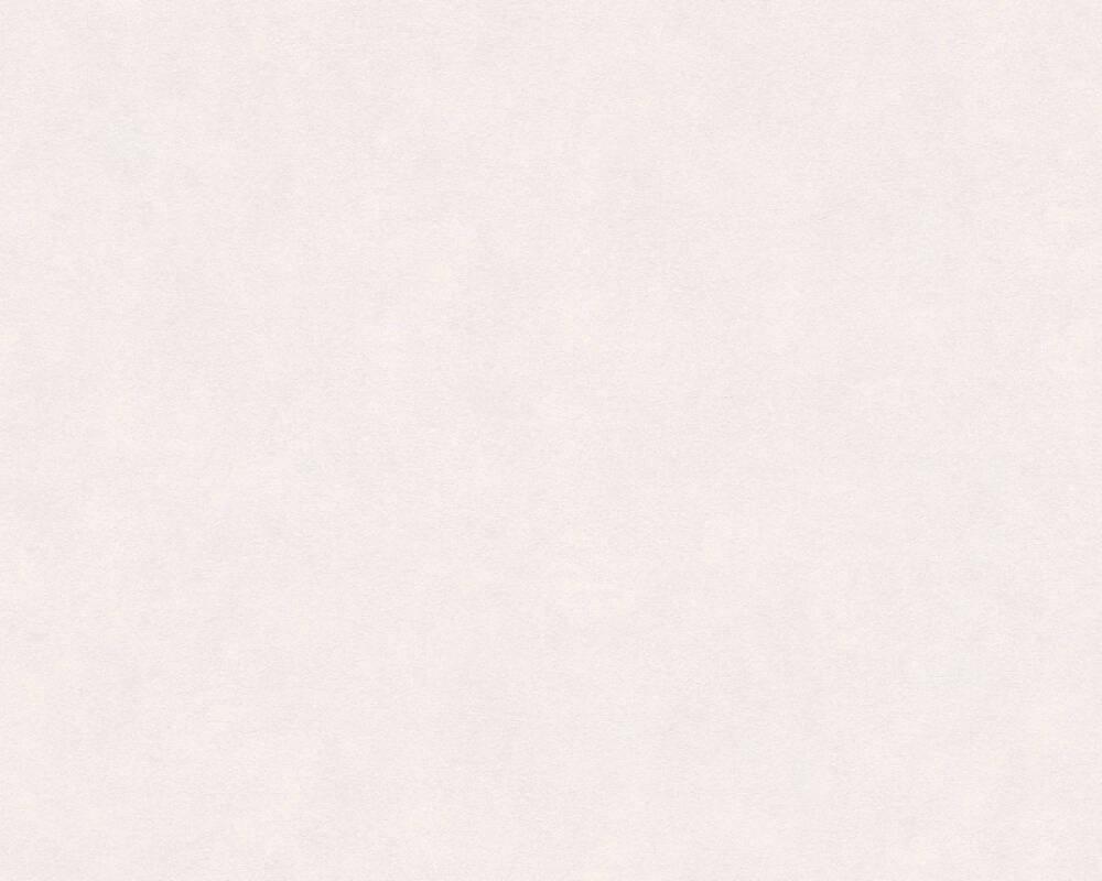 A.S. Création Wallpaper Uni, Beige, Grey, White 317711