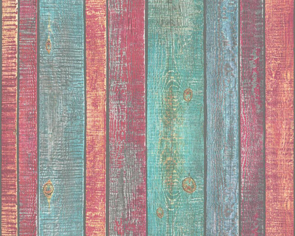 A s cr ation papier peint 319931 for Papier peint salle d eau