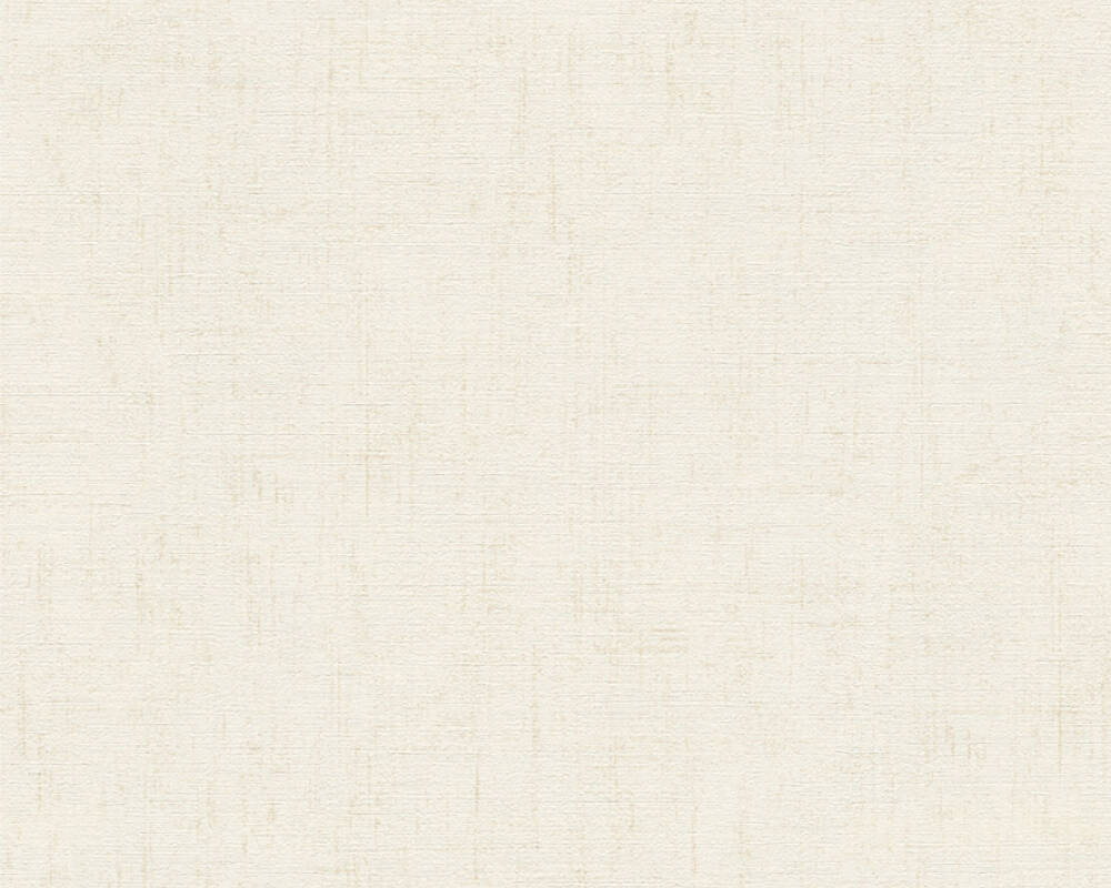 A.S. Création papier peint Uni, argent, beige, métallique 322622
