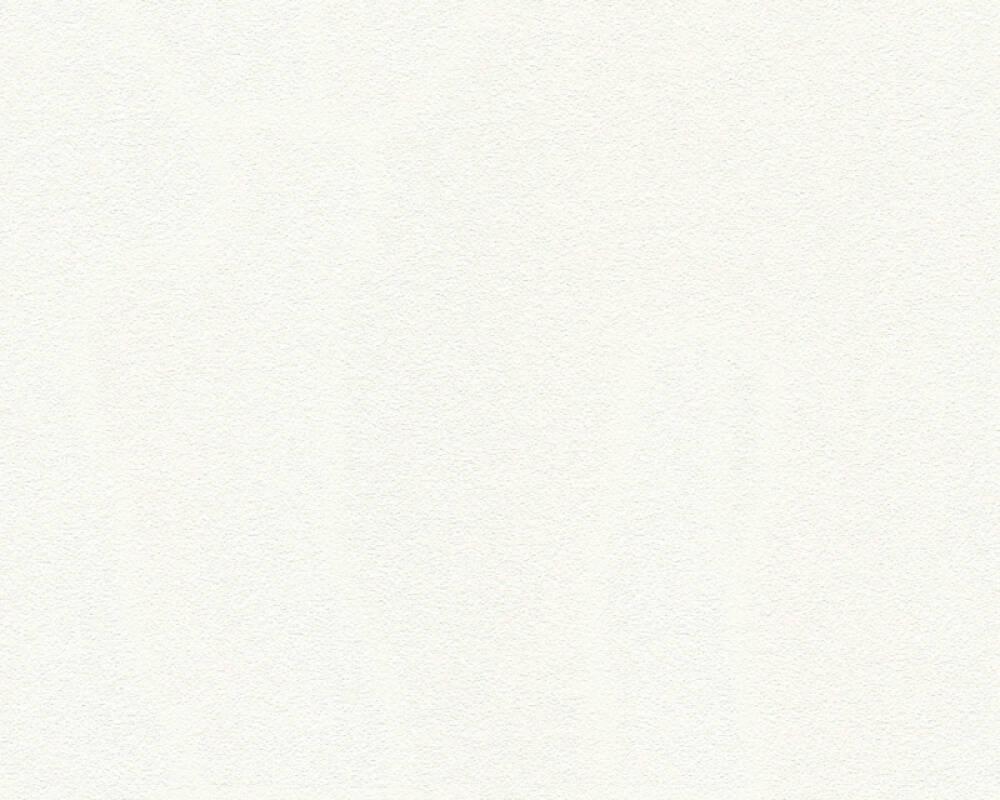 A.S. Création Wallpaper Uni, White 325013