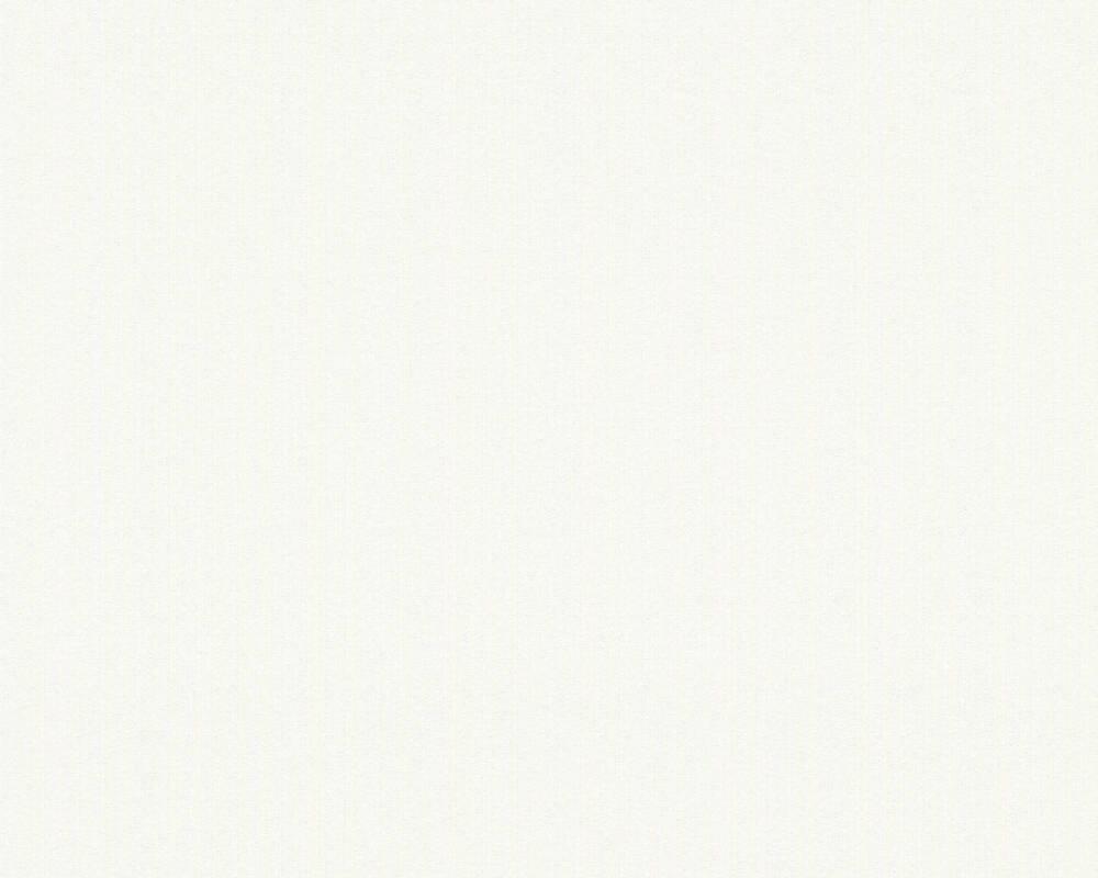 MICHALSKY LIVING Wallpaper Uni, White 326317