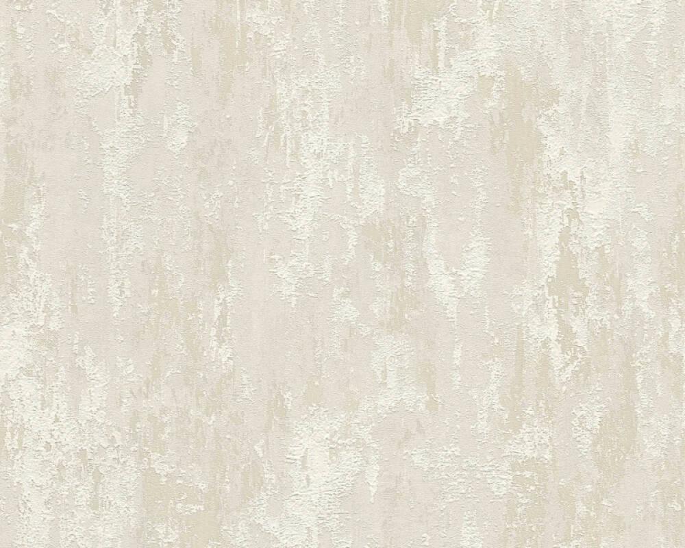 A.S. Création Обои Под бетон, Бежевые, Кремовые, Металлик 326514