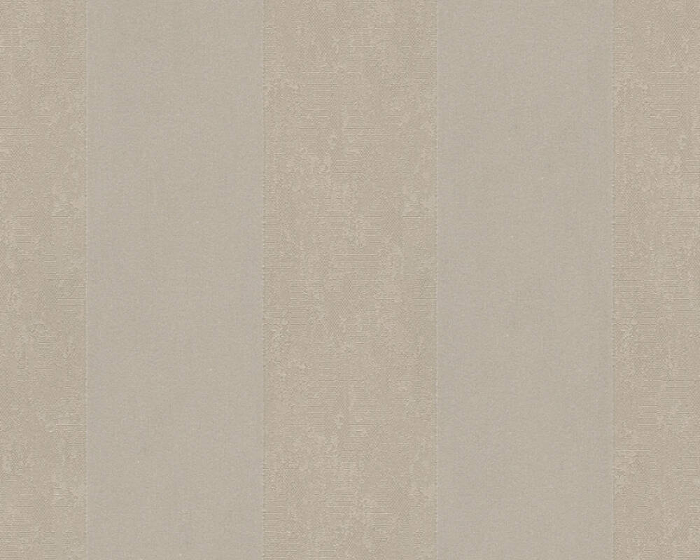 Architects Paper Wallpaper Stripes, Brown, Metallic 335813