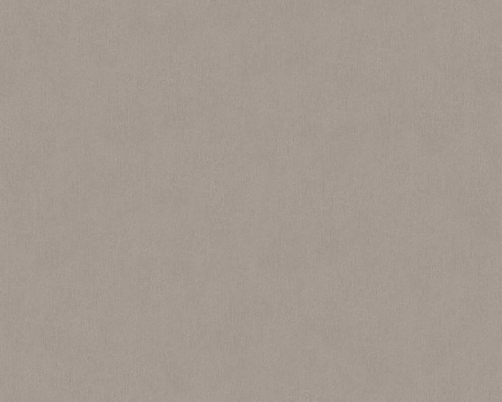 A.S. Création papier peint Uni, marron 336521