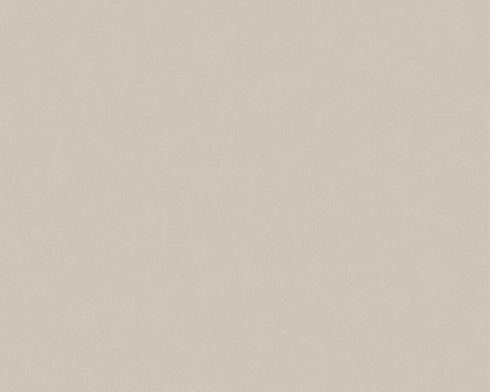 A.S. Création papier peint Uni, marron 336552