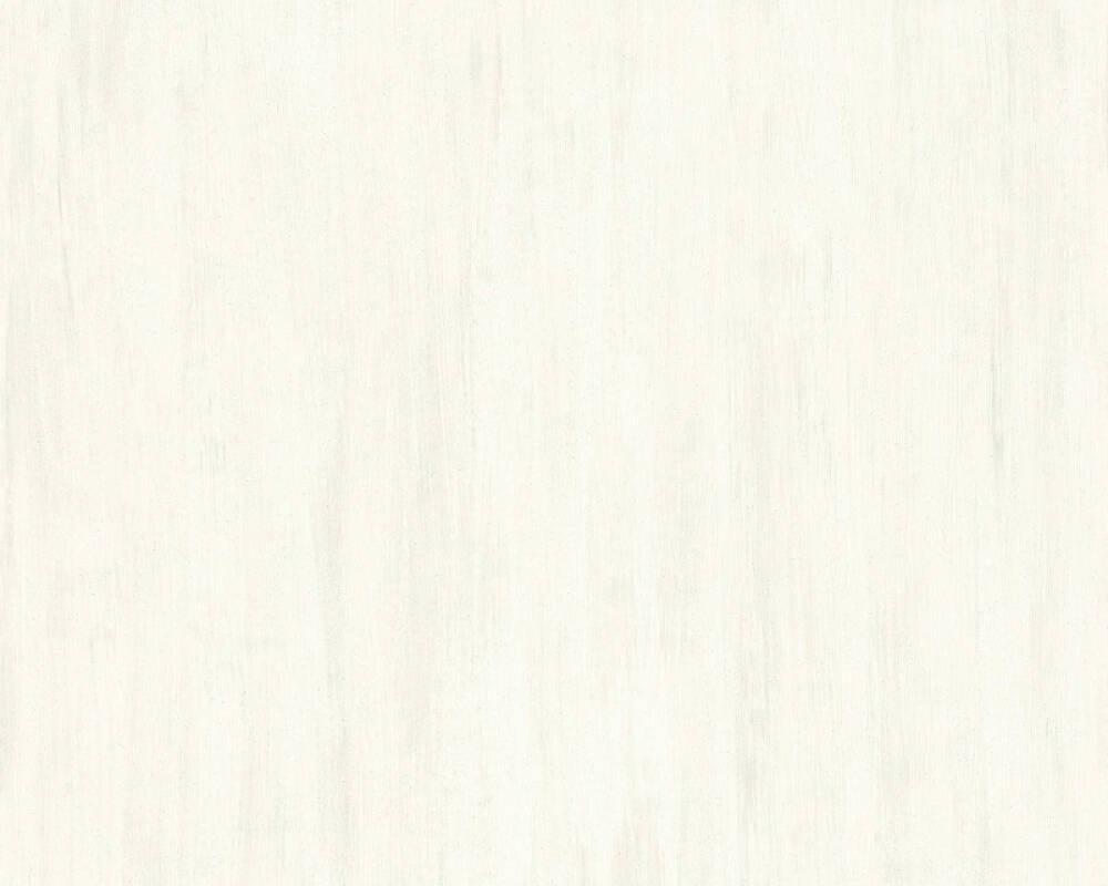 Brigitte Home Wallpaper Uni, Grey, White 339271