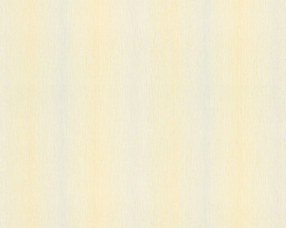 ORIGINALS papier peint Uni, crème, métallique 341491