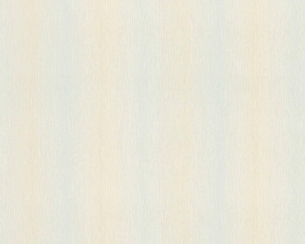 ORIGINALS Wallpaper Uni, Cream, Green, Metallic, Turquoise 341493