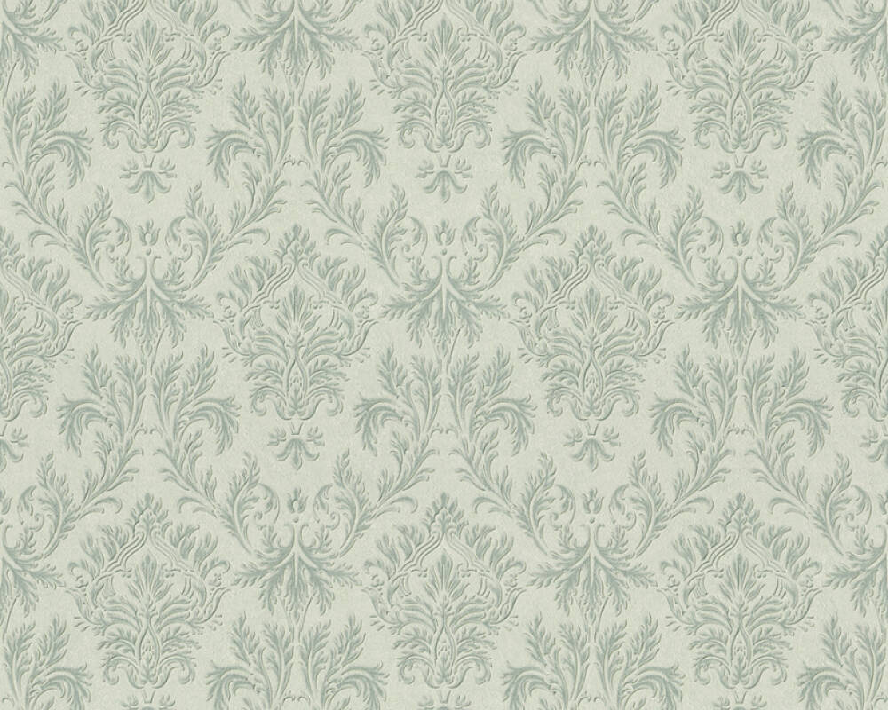 ORIGINALS Wallpaper 342101: Wallpaper, wallpapers, wallpaper, wallpaer, walpaper, walpapper, Green, Metallic, Turquoise, Classical, classic, Hallway, Kitchen, Living, Office, Sleeping, corridor, kitchen, living room, office, bedroom, Valdo