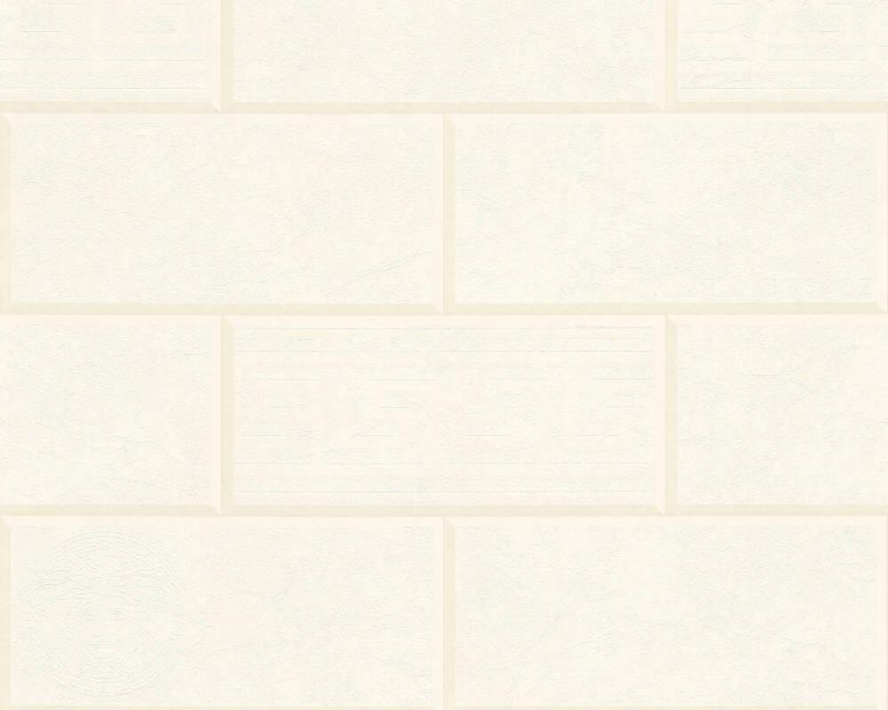 Versace Home Обои Под плитку, Белые, Кремовые 343222