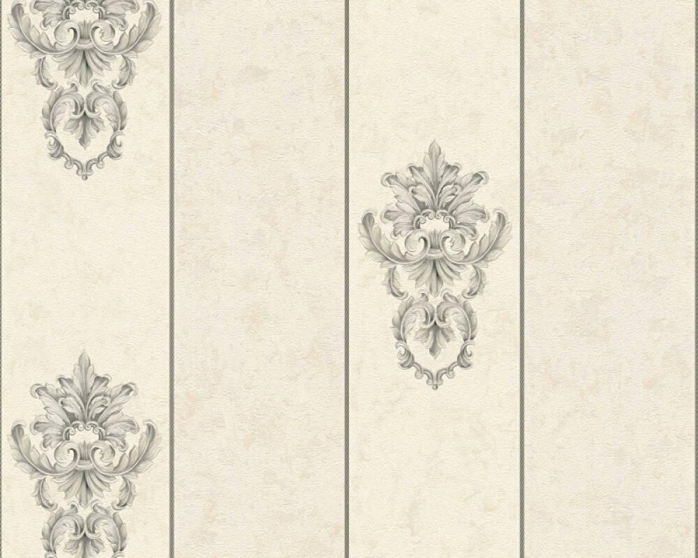 Architects Paper Обои Полосы, Бежевые, Металлик, Серебро, Серыe 343714