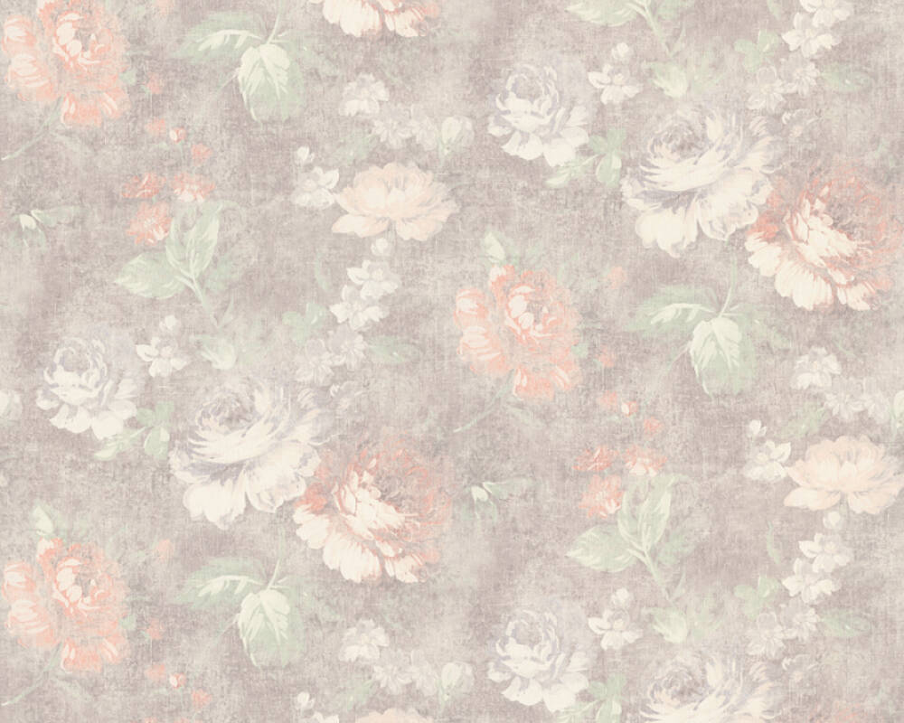 ORIGINALS Wallpaper 347735: Wallpaper, wallpapers, wallpaper, wallpaer, walpaper, walpapper, Brown, Copper, Metallic, Red, Cottage, Floral, cottage, floral, Hallway, Living, Sleeping, corridor, living room, bedroom, Graze