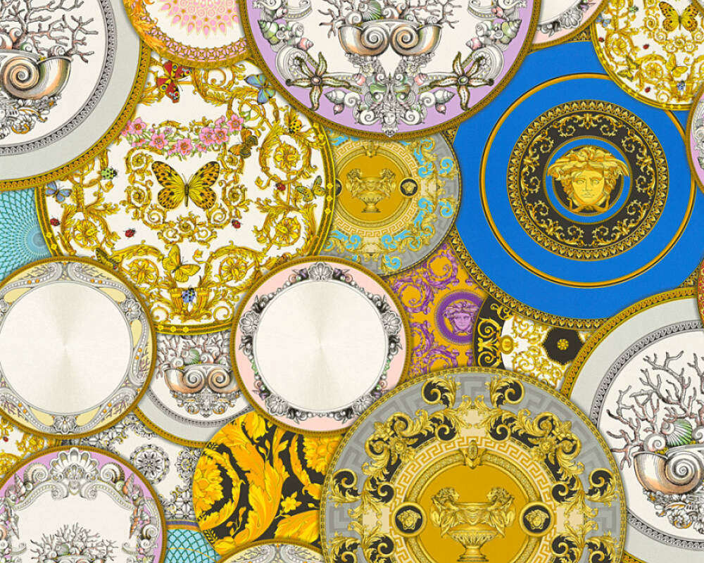 Versace Home Tapete 349011