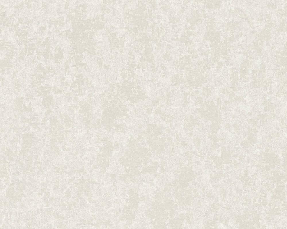 Versace Home papier peint Uni, gris, métallique 349034