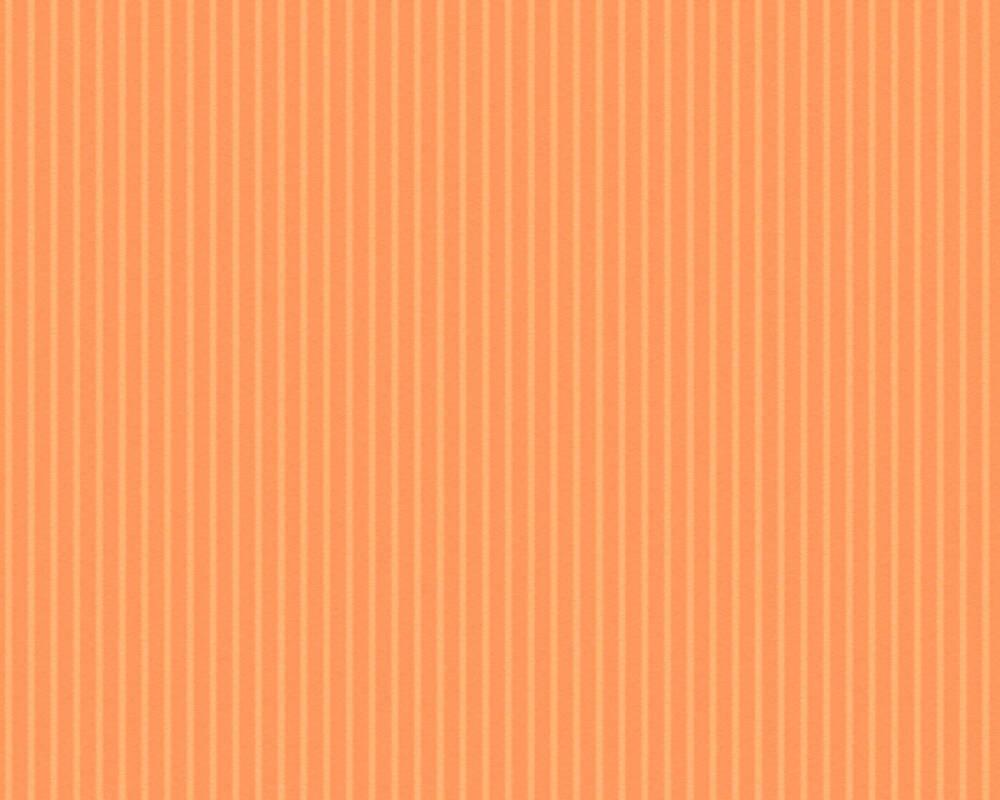 Esprit Home papier peint Rayures, orange 357122