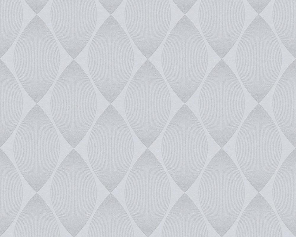 Esprit Home papier peint Graphique, argent, gris, métallique 357142