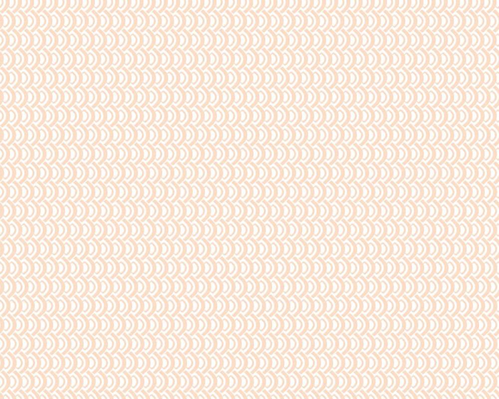 Esprit Home papier peint Graphique, blanc, métallique, rose 358192