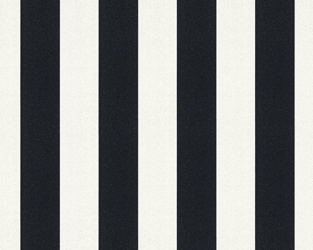 Livingwalls Wallpaper 359904: Wallpaper, wallpapers, wallpaper, wallpaer, walpaper, walpapper, Black, Cream, Metallic, Silver, Stripes, stripes, Children, Hallway, Kitchen, Living, Office, kids bedroom, corridor, kitchen, living room, office, Styleguide Jung 2019