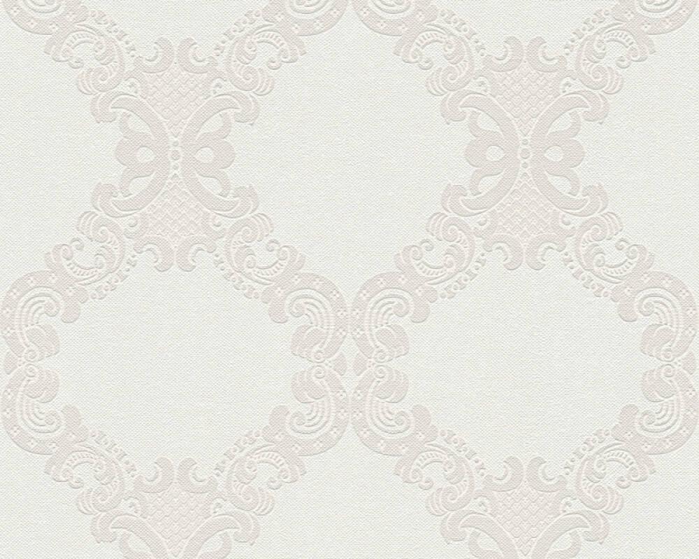 A.S. Création Wallpaper Baroque, Beige, Brown 360905