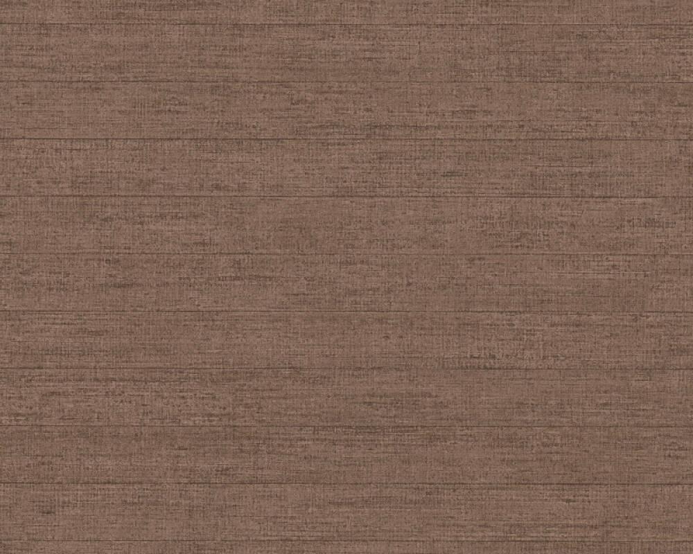 Daniel Hechter Wallpaper Uni, Brown 361305