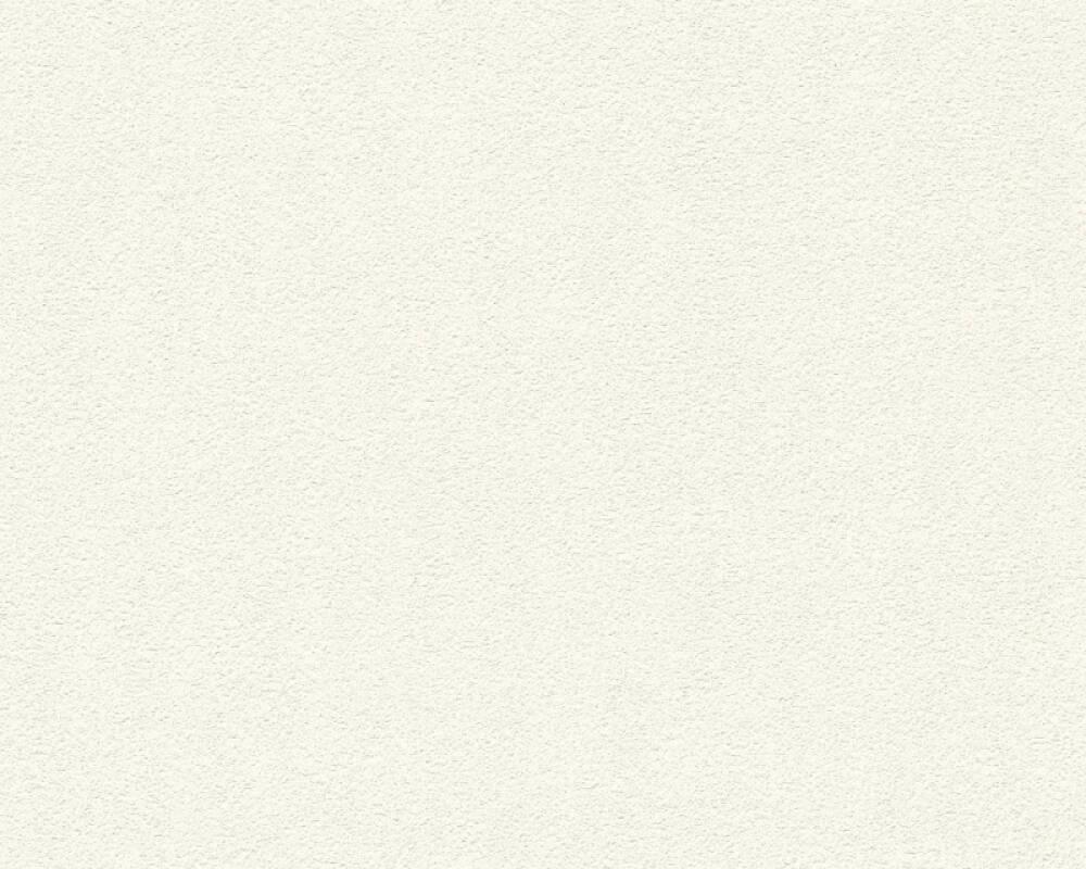 A.S. Création Wallpaper Uni, White 361681