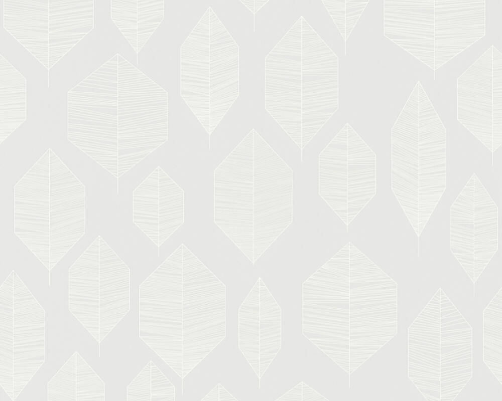 Livingwalls Wallpaper Graphics, Blue, Grey, White 362093