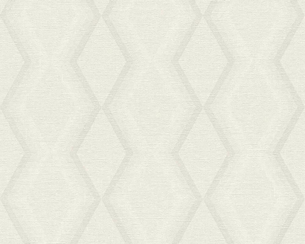 Daniel Hechter Wallpaper Graphics, Cream, Grey, White 362621