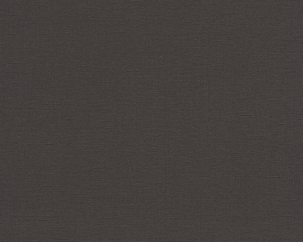 Daniel Hechter Wallpaper Uni, Black, Grey 362635