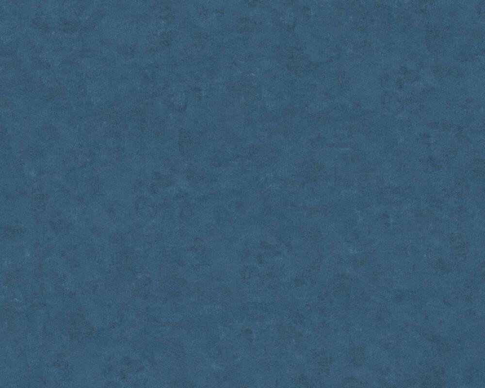 A.S. Création Wallpaper Uni, Blue 363131
