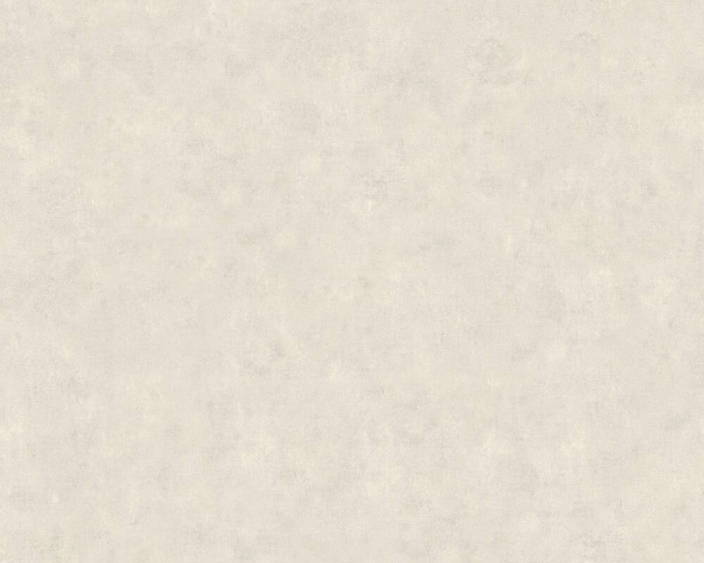 A.S. Création Wallpaper Uni, Beige, Cream, Grey, Taupe 363136