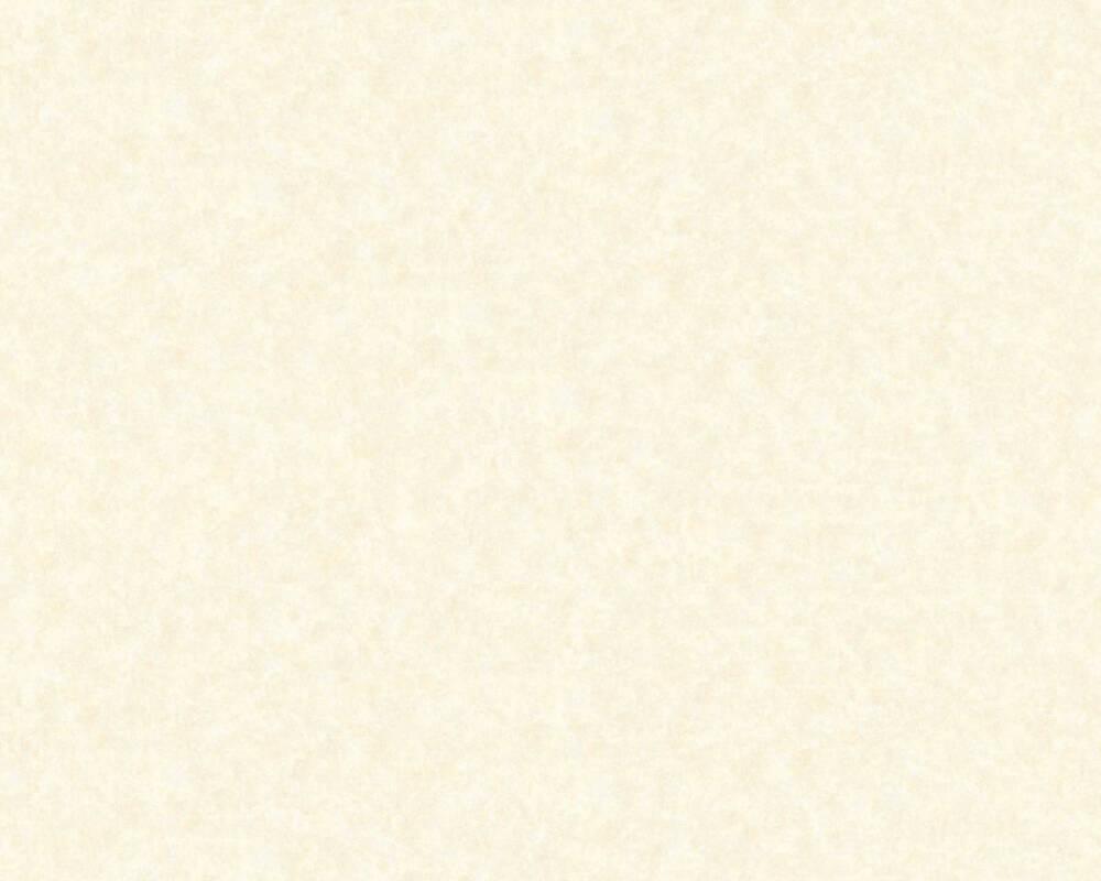 A.S. Création papier peint Uni, crème 363203