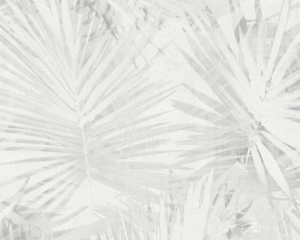 A.S. Création Tapete Dschungel, Beige, Grau, Weiß 363851