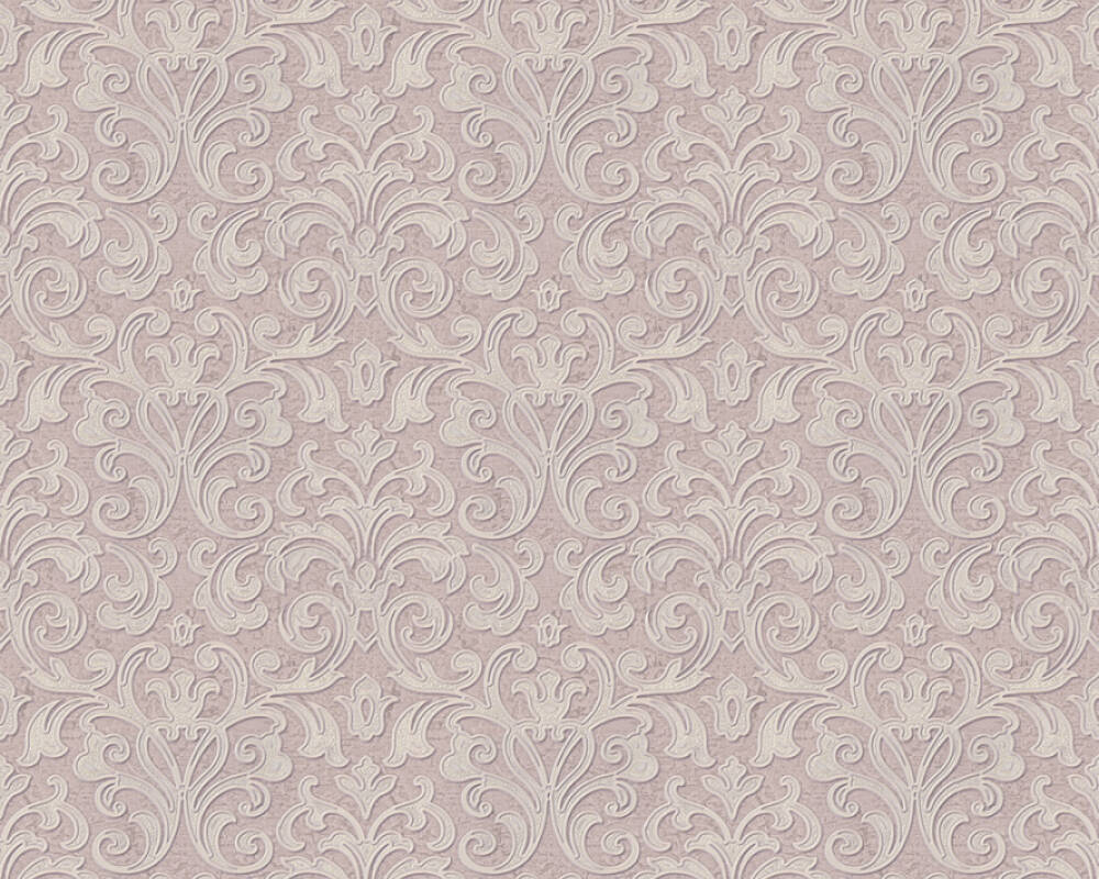 A.S. Création Tapete Barock, Gold, Metallics, Rot 363885