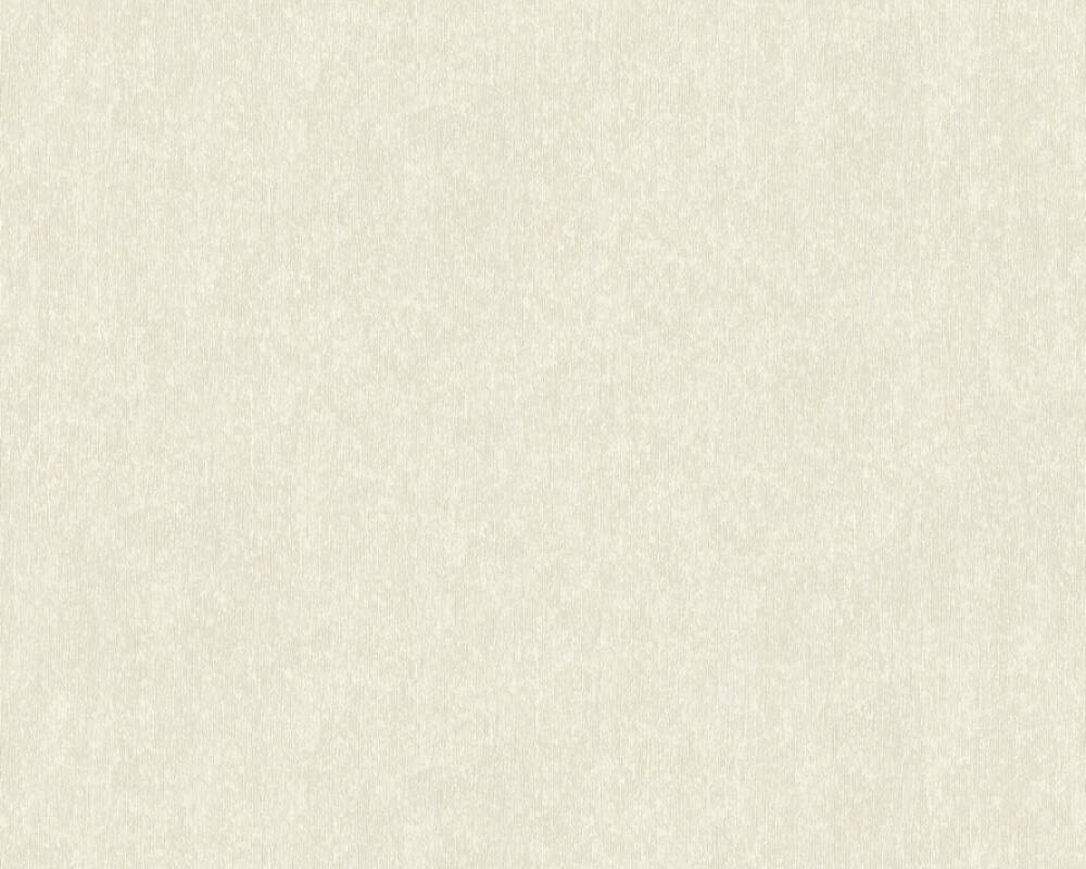 A.S. Création Tapete Uni, Creme, Gold, Metallics 364553